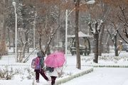 تهران برفی میشود