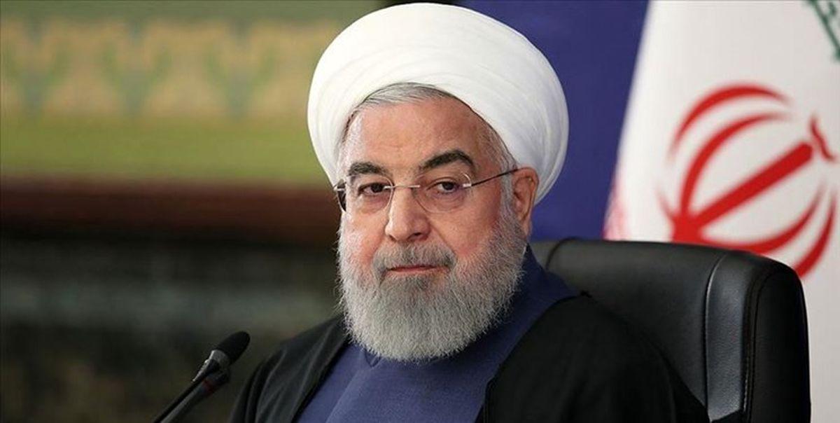 روحانی: اصل ۱۱۳ قانون اساسی بر دوش من سنگینی میکند