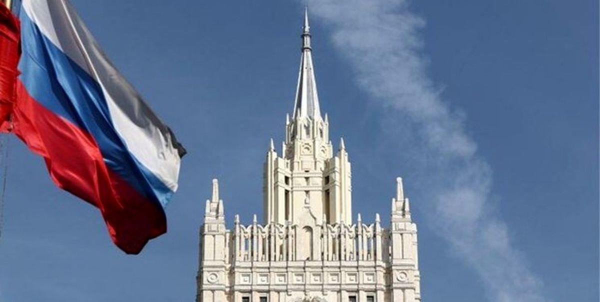 دولت روسیه به سفارت آمریکا در مسکو هشدار داد