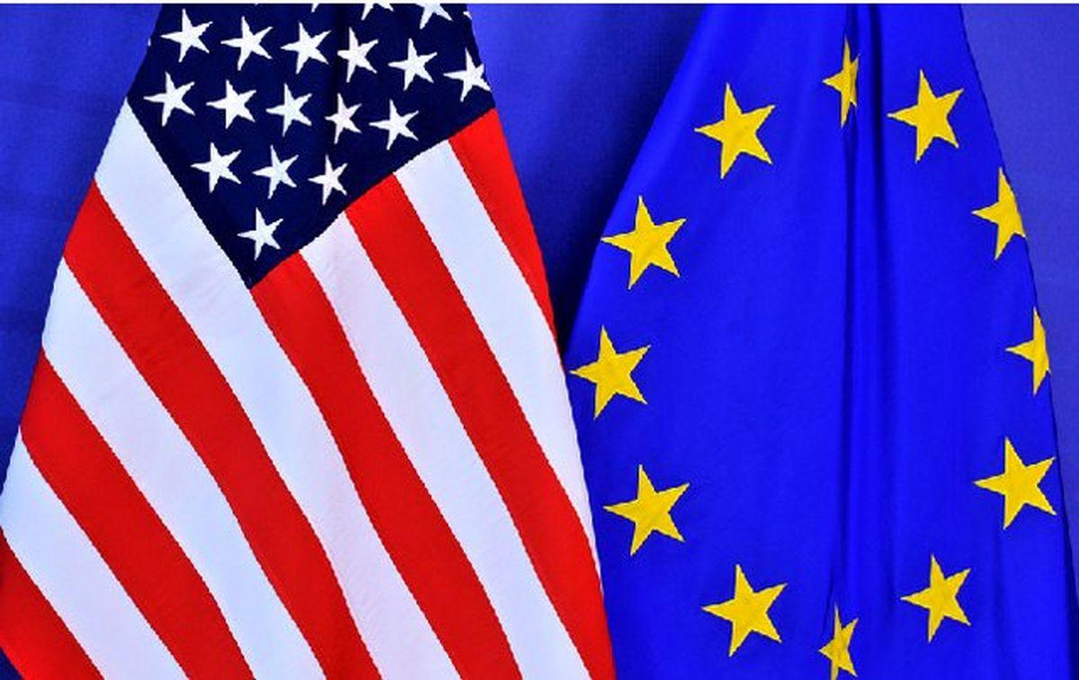 رایزنی وزیران خارجه آمریکا و تروئیکای اروپا درباره ایران