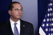 وزیر بهداشت آمریکا استعفا کرد