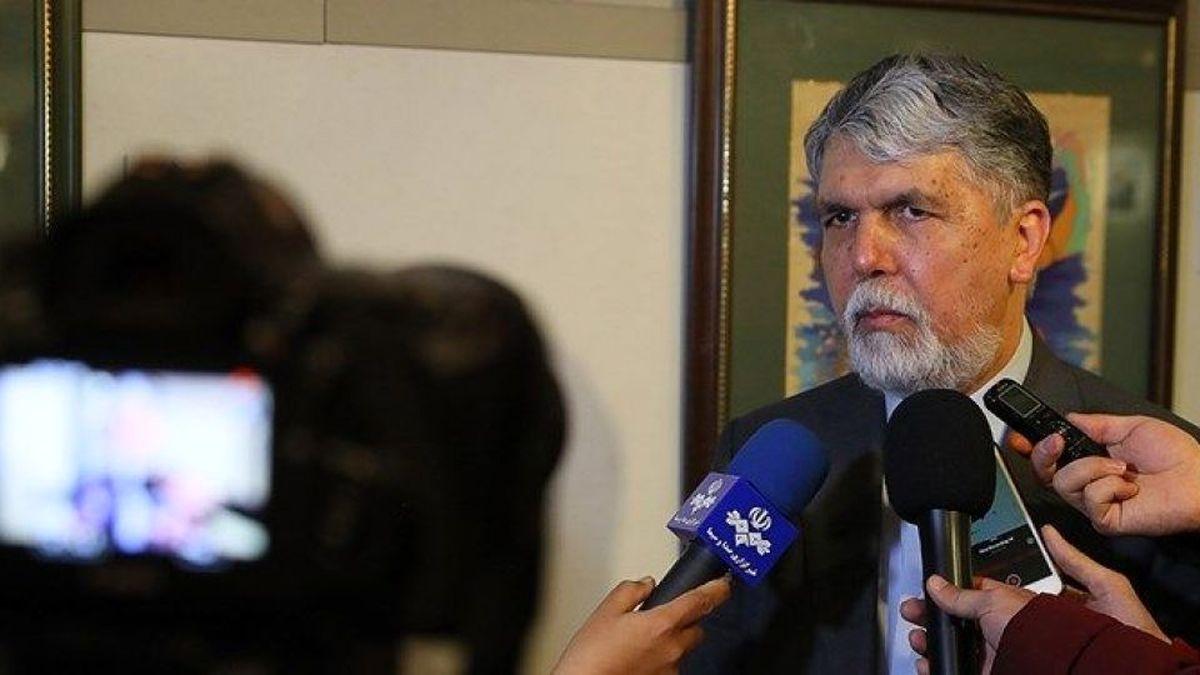وزیر ارشاد: صلاح ندانستیم جشنوارههای «فجر» تعطیل شود