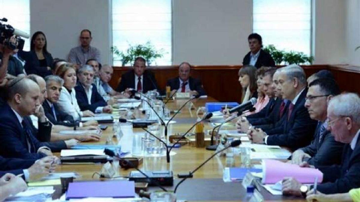 نشست کابینه امنیتی تلآویو برای بررسی بازگشت آمریکا به برجام