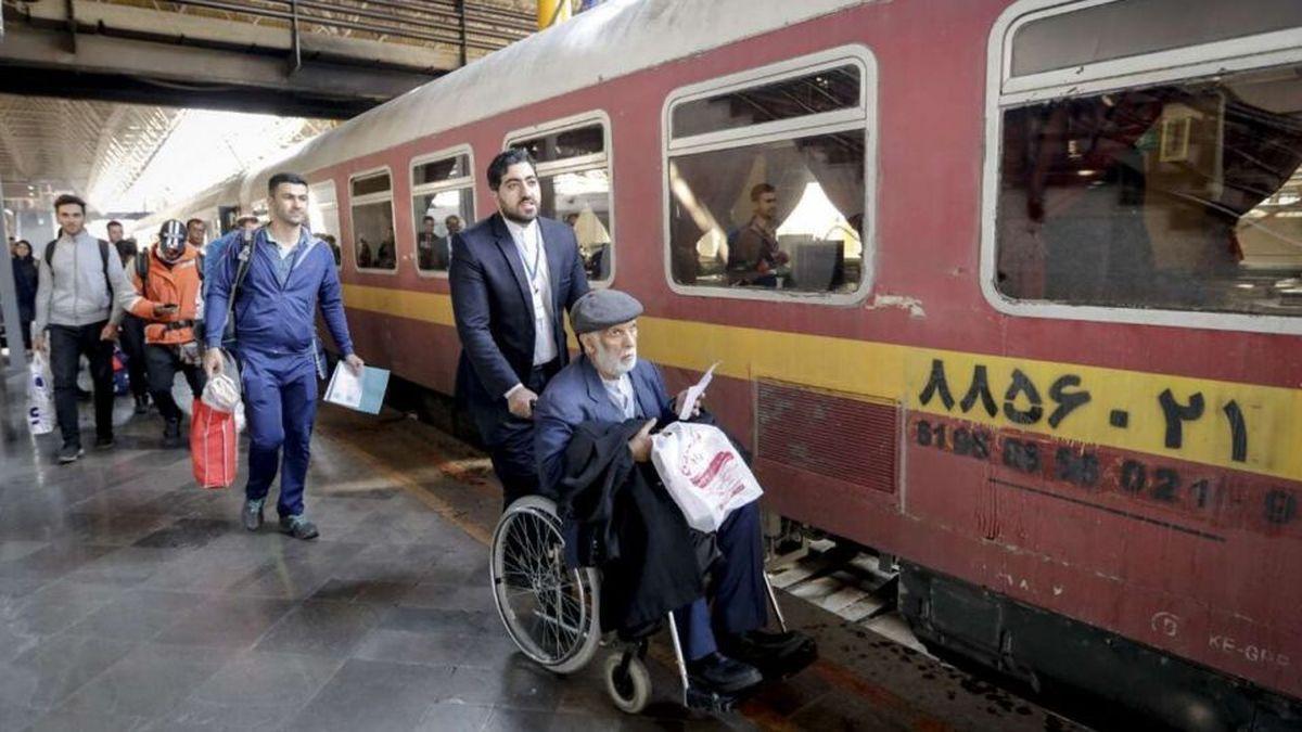 فروش بلیت قطارهای نوروزی آغاز شد