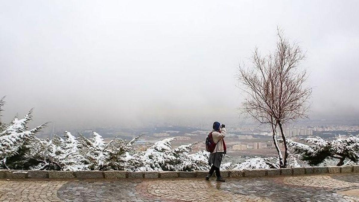 بارش برف و باران در ۲۸ استان/ اول فروردین آسمان بارشی نیست