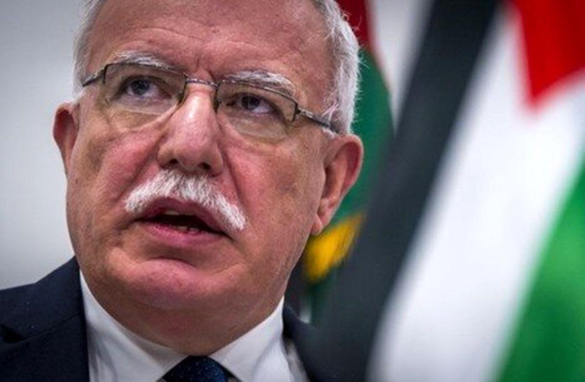 هیاتی از فلسطین به لاهه می رود