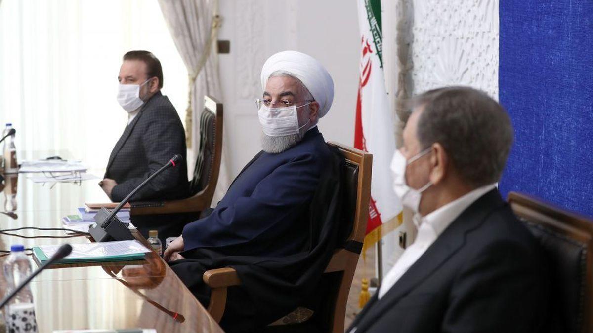 تاکید روحانی بر افزایش تعامل میان مسئولان دولتی و نمایندگان مجلس