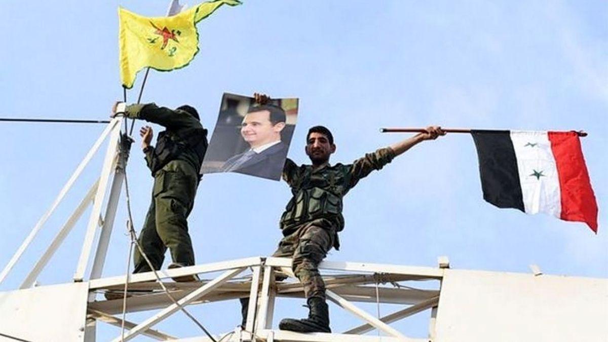 سیاست های آمریکا در سوریه تغییر می کند؟
