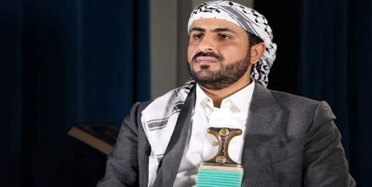 سخنگوی انصارالله یمن گزارشها درباره مذاکره مستقیم با آمریکا را رد کرد