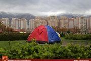 حال و هوای روز طبیعت در تهران