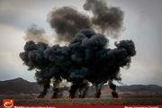 ورود نیروهای ویژه سپاه به رزمایش نیروی زمینی سپاه