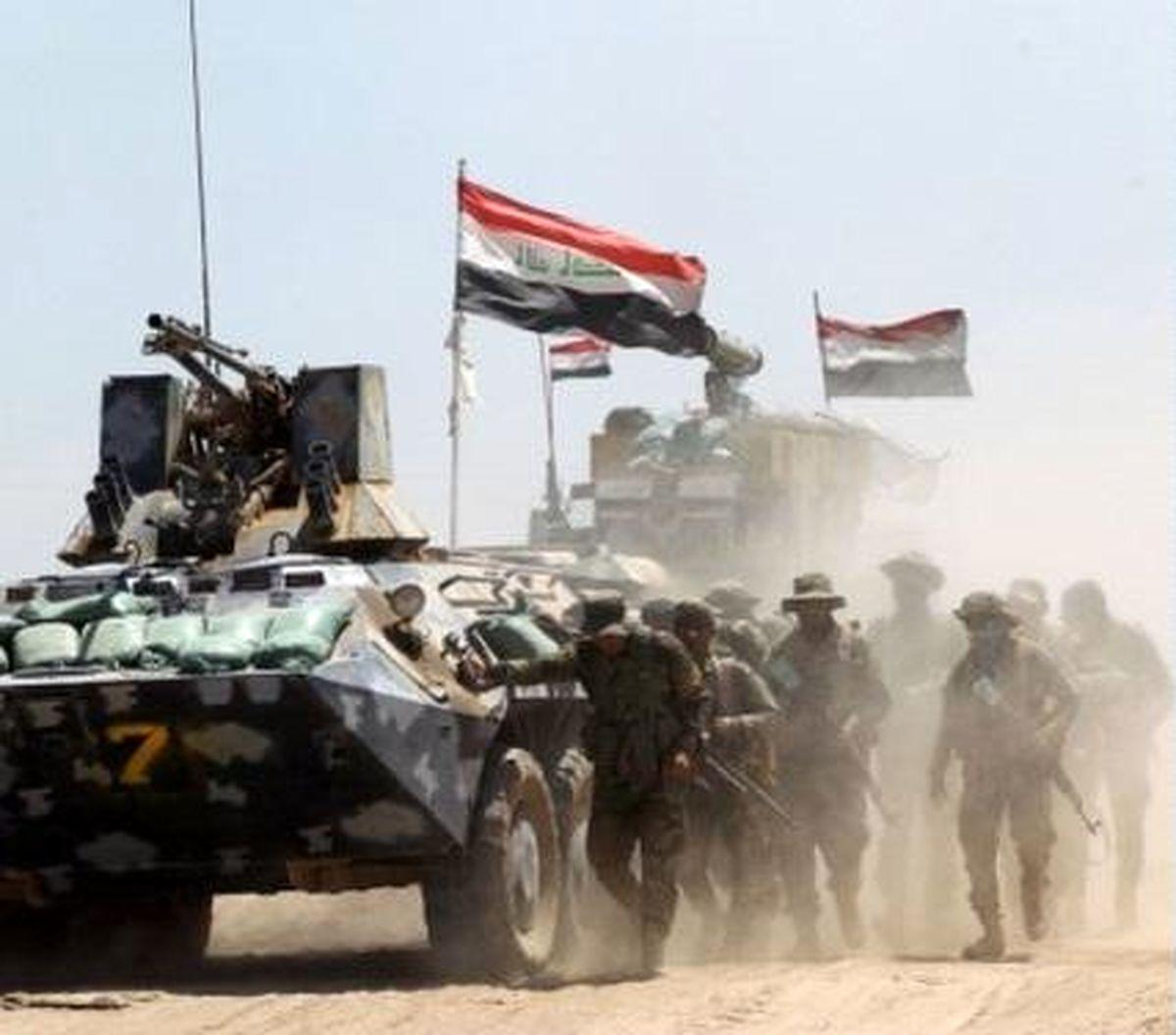 نیروهای عراقی به ۵ کیلومتری موصل رسیدند/ کشته شدن ۴۷۳ تروریست در موصل طی پنج روز