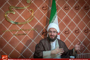 مدافعان حریم رایحه حیات طیبه را جاری کردند/ جهاد فرهنگی مصداق عمل صالح برای منتظر شهادت است