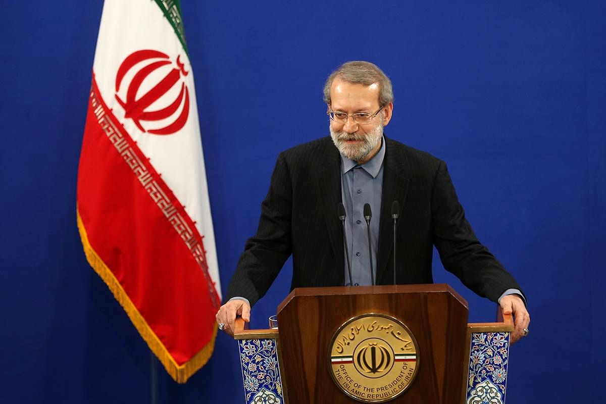 رئیس مجلس شورای اسلامی قهرمانی تیم ملی کشتی آزاد ایران را تبریک گفت