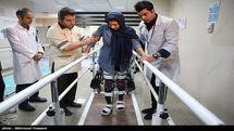 سارا عبدالملکی تا ۲ ماه آینده راه میرود