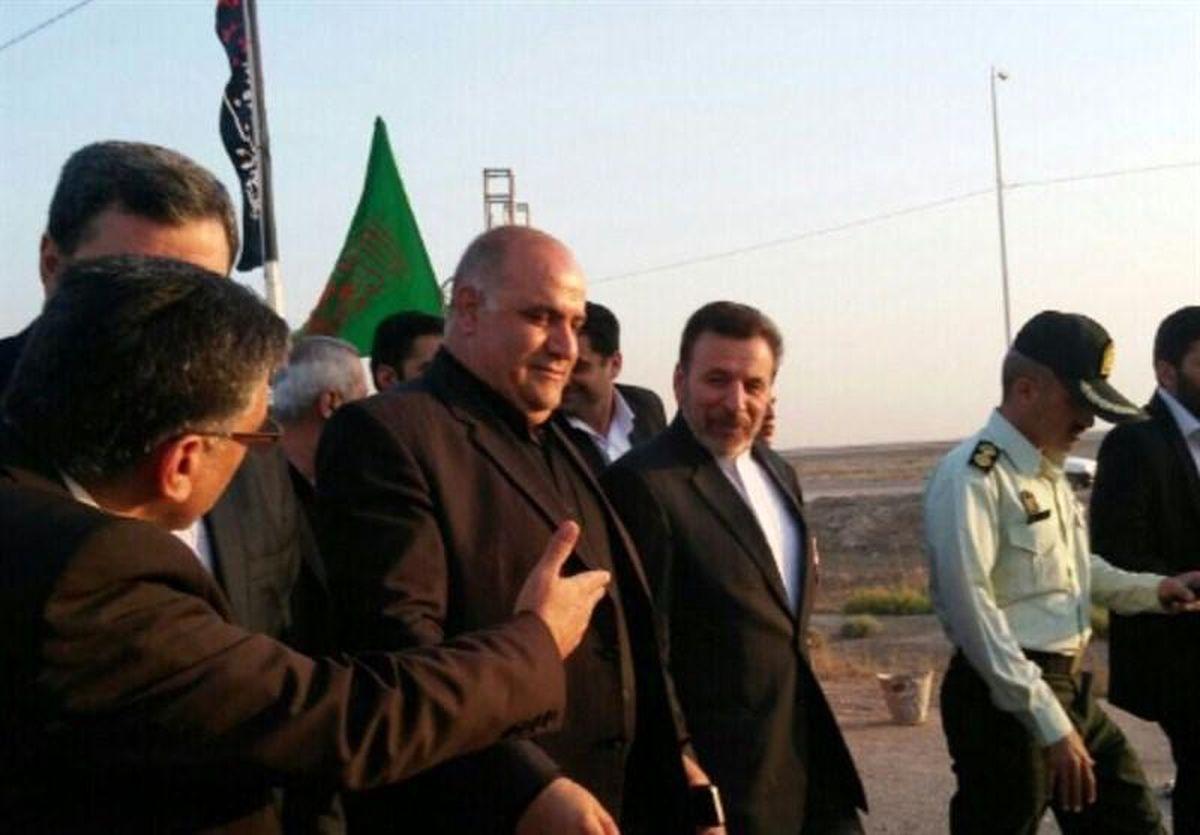 وزیر ارتباطات از مرز شلمچه بازدید کرد
