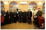 جلسه اعضای کمیسیون فرهنگی مجلس با رئیس سازمانی سینمایی و دبیر جشنواره فیلم فجر