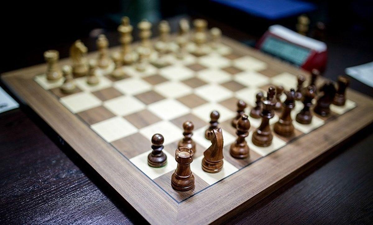 شطرنجبازان ایرانی رقبای خود را شناختند