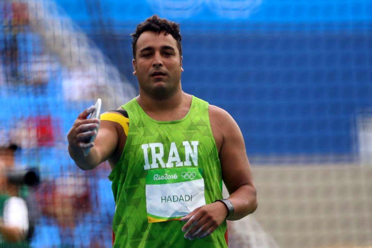 حدادی: المپیک ۲۰۲۰ آخرین حضور ورزشی من است/ هیچگاه به شورای شهر نخواهم رفت