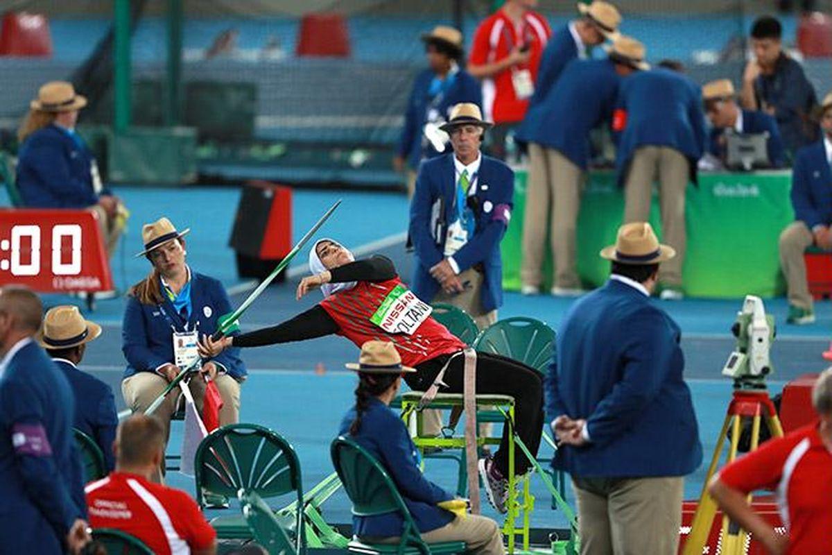 در پارالمپیک ۲۰۱۶ ریو کمتجربه بودم/ هدفم کسب سهمیه مسابقات جهانی است