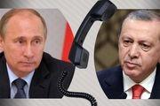 پوتین نتیجه همهپرسی را به اردوغان تبریک گفت
