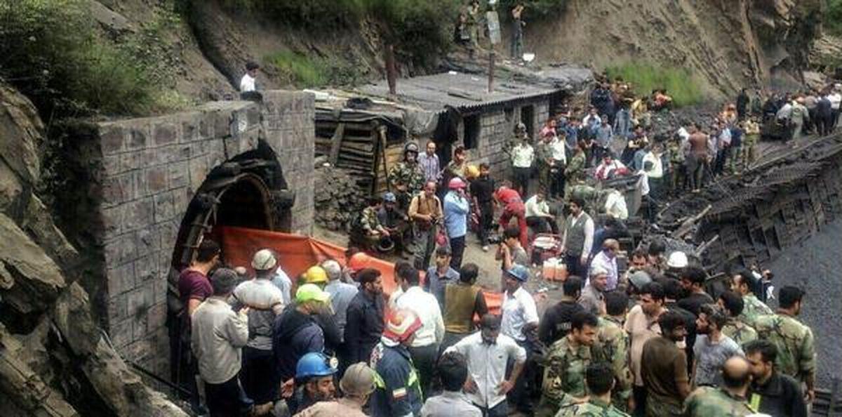 امدادگران به ۱۴۰ متری کارگران محبوس رسیدند
