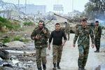 """محله استراتژیک """"القابون"""" در حومه دمشق آزاد شد"""