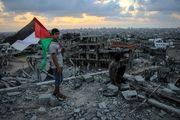 امنیت اسرائیل با موشک های غزه در خطر است