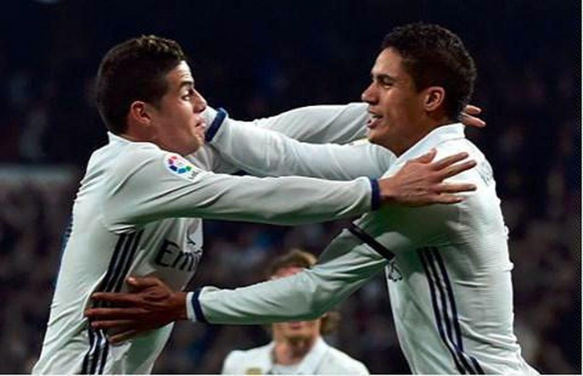 رئال مادرید با شکست سنگین سلتاویگو در یک قدمی قهرمانی قرار گرفت