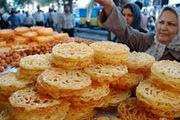 هرکیلو زولبیا و بامیه ۱۲ هزار تومان قیمت خورد