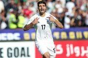 خوشحالم در برد ایران سهم داشتم/امیدوارم صعود ما به جام جهانی مداوم باشد