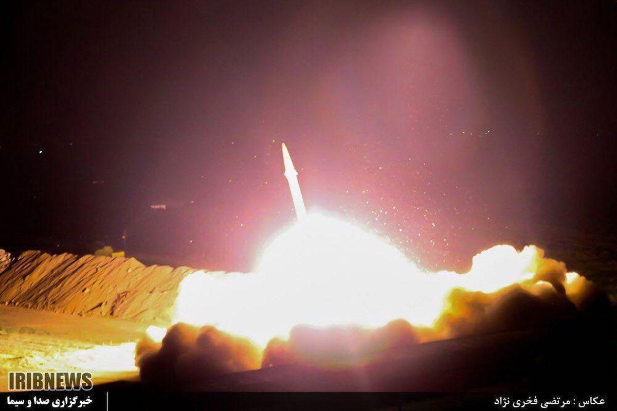 داعش به حمله موشکی ایران واکنش نشان داد