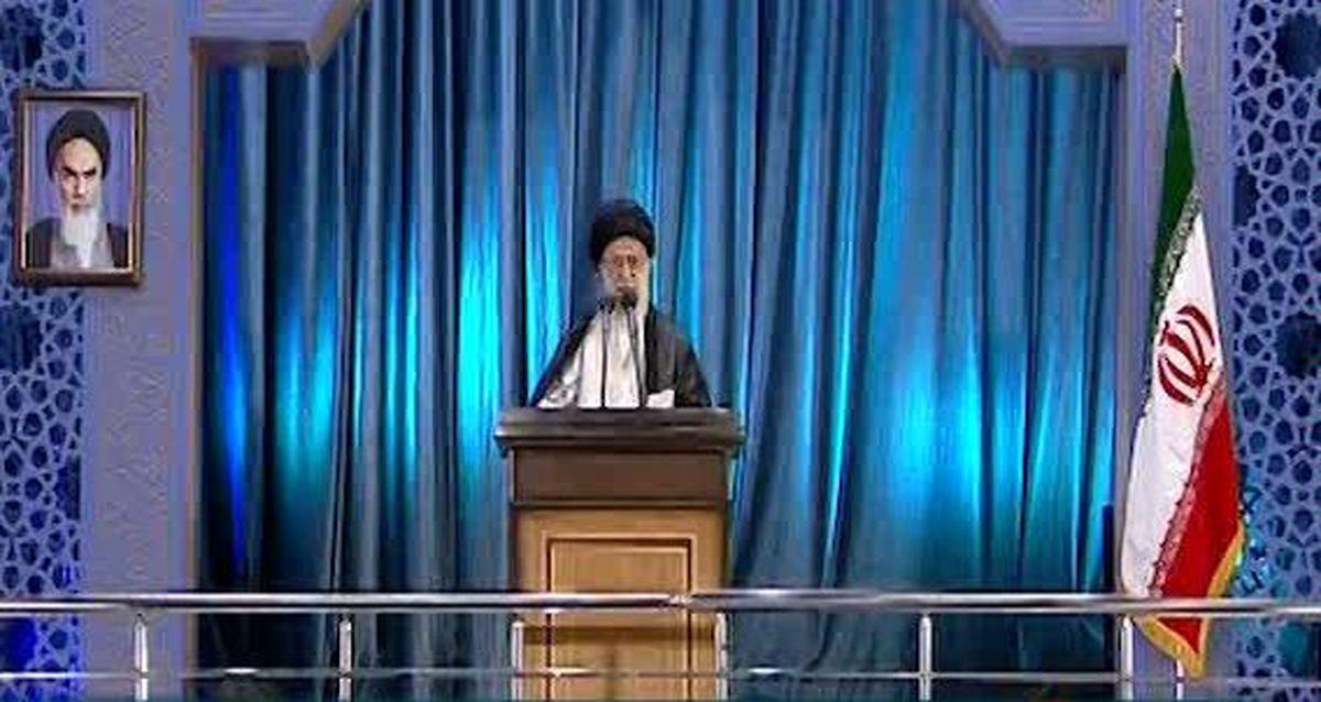 بیانات رهبر معظم انقلاب در خطبههای نماز عید سعید فطر