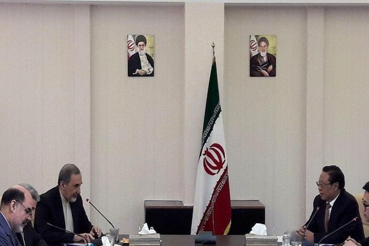 رابطه ایران و چین در حال گسترش است