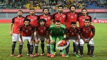 فهرست مصریها برای جام جهانی اعلام شد