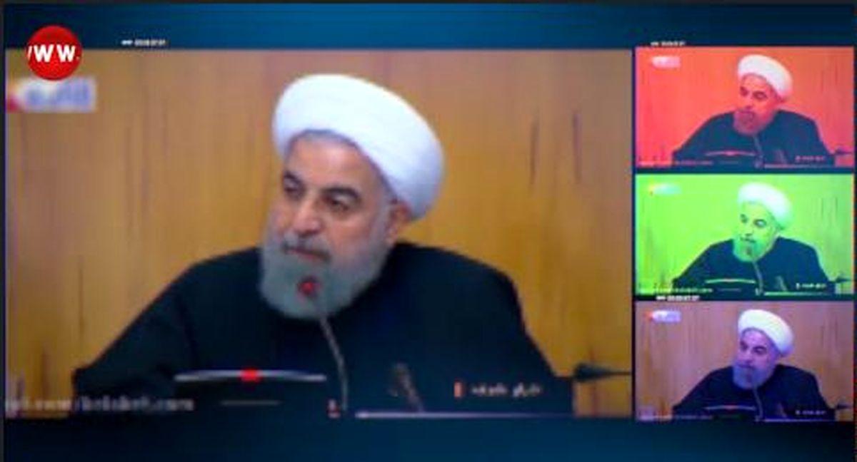 وعده های دلاری روحانی