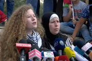تجلیل نمادین عهدالتمیمی نوجوان فلسطینی برگزار شد