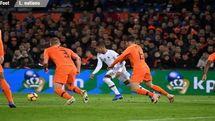 فوتبال جهان|هلند با برتری مقابل قهرمان جهان، آلمان را به لیگ B فرستاد