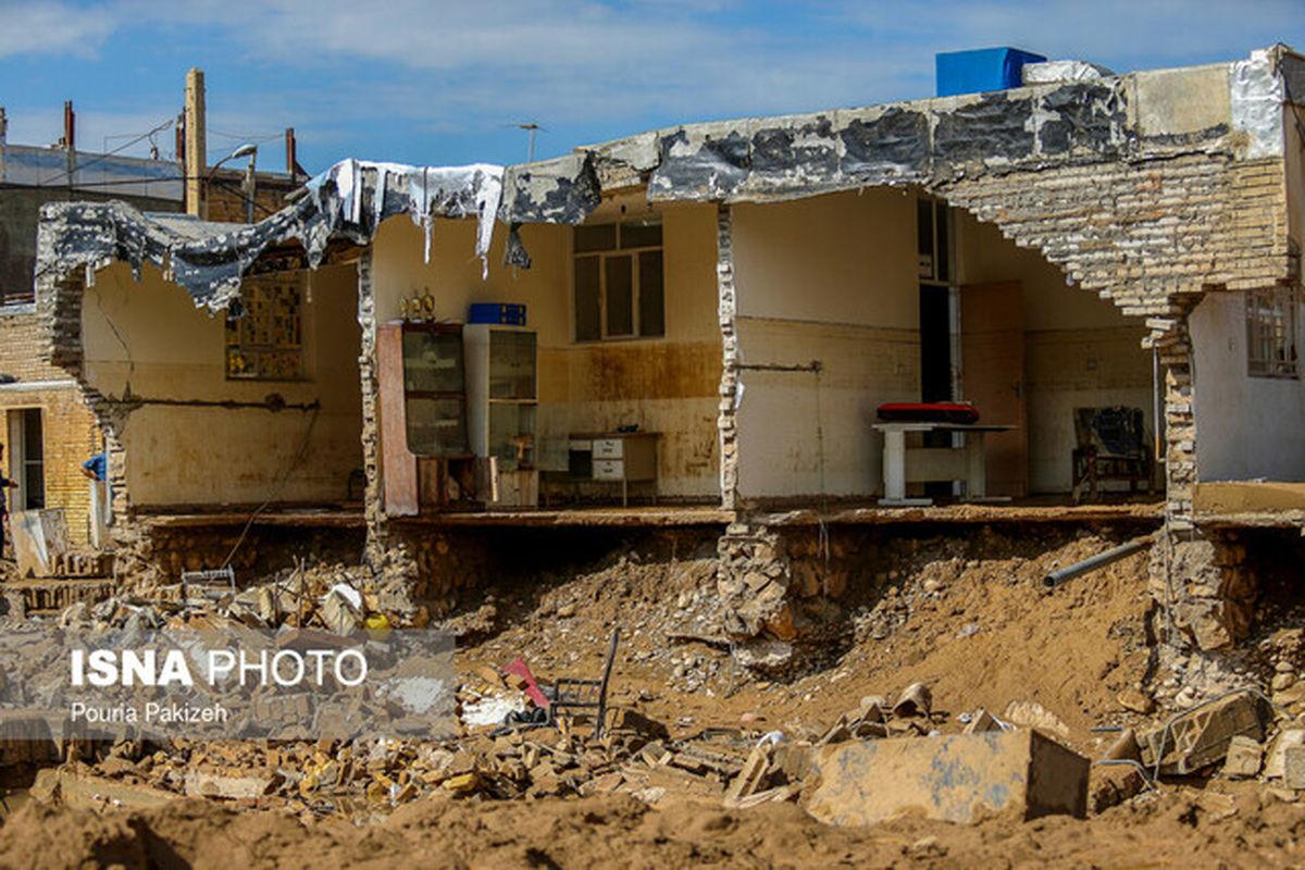 بازدید مسئولان سازمان ملل از مناطق سیلزده ایران