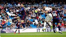 پیروزی رئال مادرید با دبل بنزما