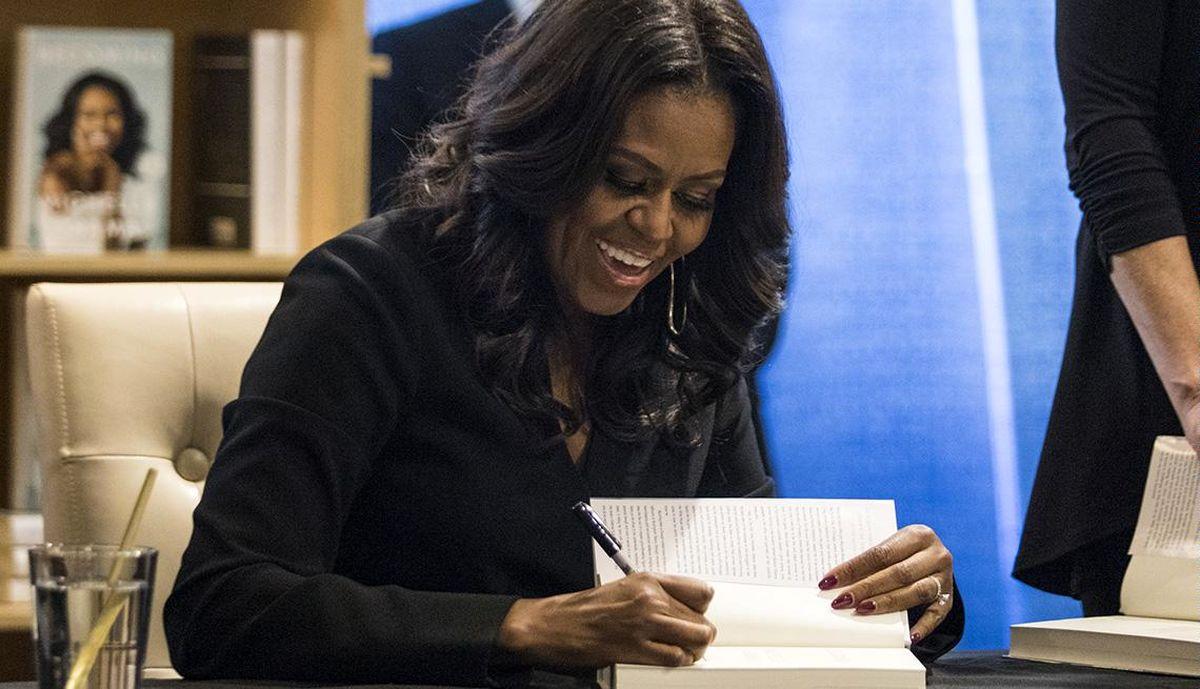 همسر اوباما چگونه ستاره راک شد؟