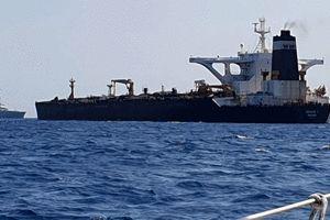 جبل طارق شاید بازداشت نفتکش «گریس ۱» را تمدید کند