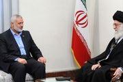 هنیه خطاب به رهبر انقلاب: ایران پیشران قوای حق است/خدای بزرگ را سپاسگزارم که وجود شما را به ما ارزانی داشت