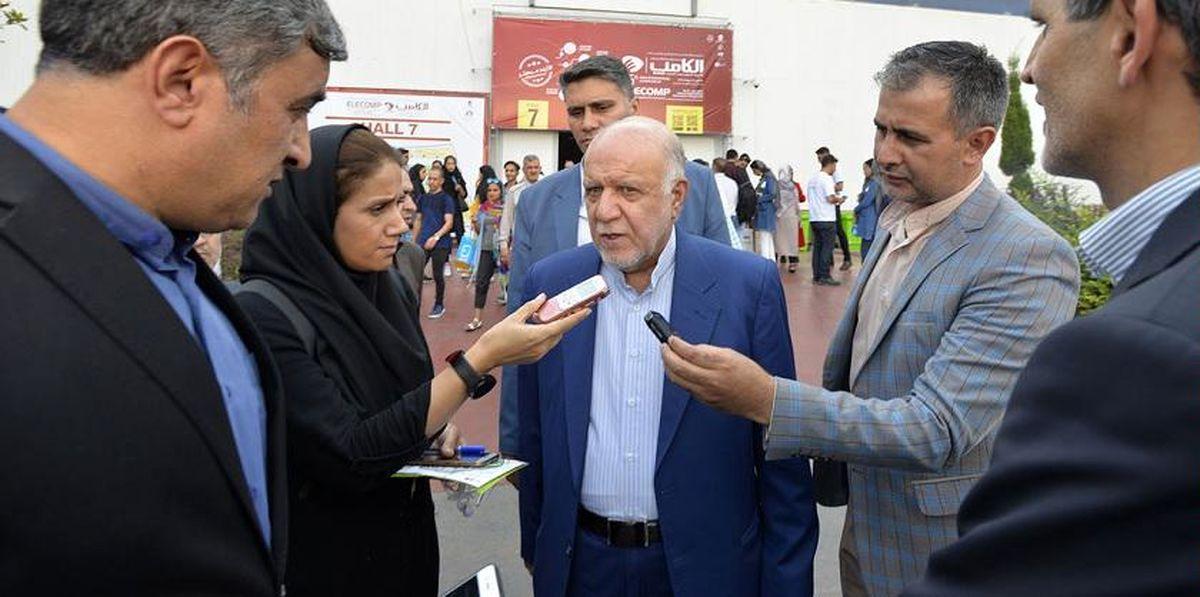 بازدید وزیر نفت از کارخانههای نوآوری «آبان» و «آزادی»