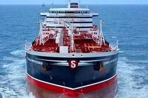 رفع توقیف نفتکش انگلیسی از سوی مقامات ایرانی