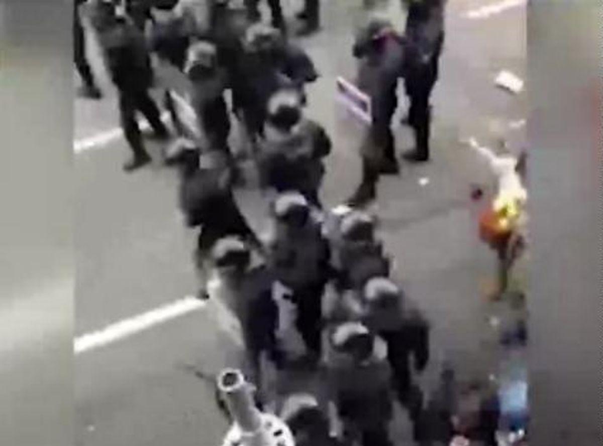 اعتراضات اروپا به اسپانیا رسید...