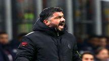 فوتبال جهان|جنارو گتوسو: به نتیجه بازی با یوونتوس خوشبین هستم/ ایگواین قطعا بازی خواهد کرد