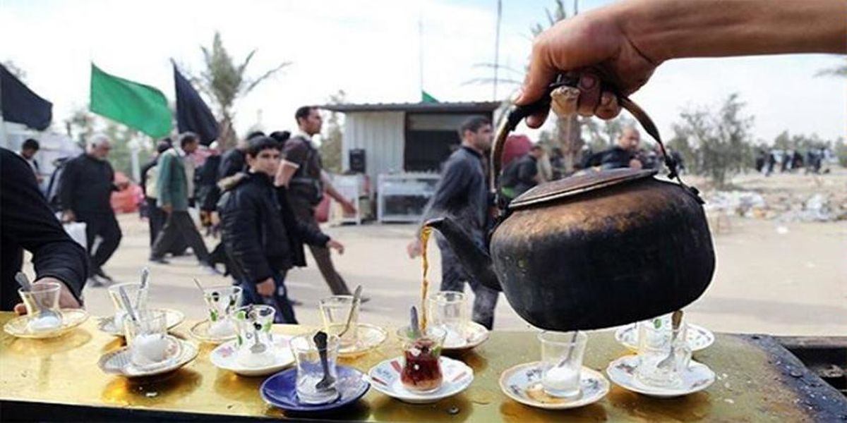 فعالیت ۲۶۰۰ موکب ایرانی از ۱۵ مهر آغاز میشود