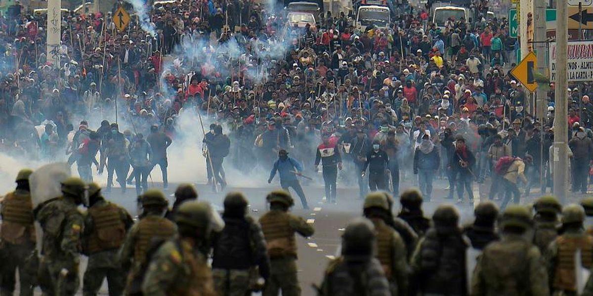 اقتصاد اکوادور، قربانی جدید سیاستهای صندوق بینالمللی پول