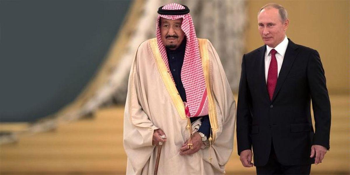 پوتین بعد از ۱۲ سال وارد عربستان شد